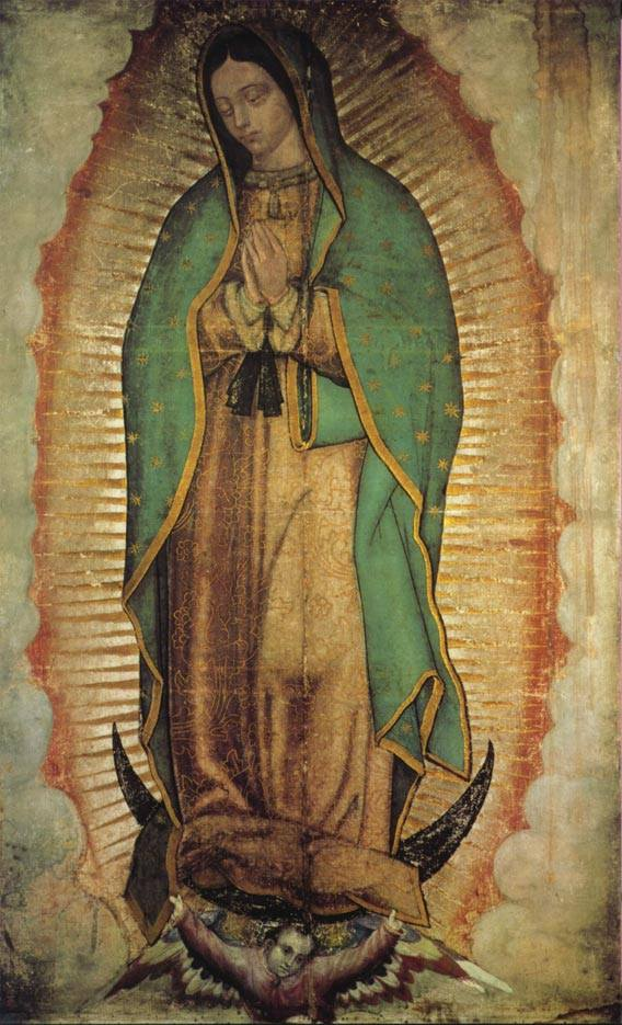 Reina De La Esperanza |Queen of Mexico | Patroness of the Americas | Empress of Latin America | Protectress of Unborn Children