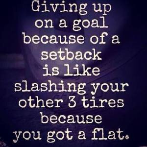 Setbacks are Opportunities