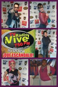 Radio Host's at Radio Vive