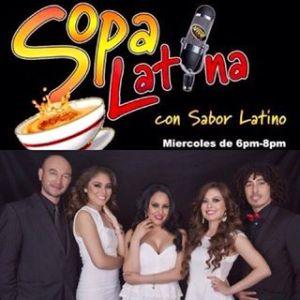 Sopa Latina
