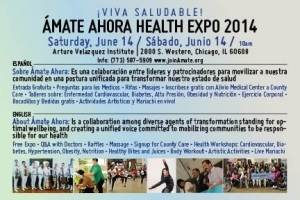 ÁmateAhora Health Expo