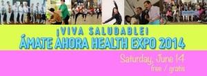 Amate Ahora Health Expo