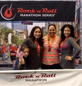 Family RockNRollMarathon Series