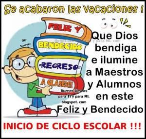 2014 May You Be Blessed w A Happy School Year!