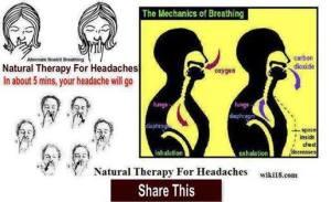 Headache Goes Away Natually