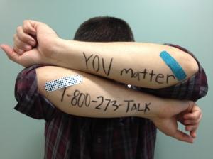 Suicide Prevention 2014