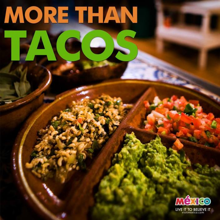 Not just Tacos