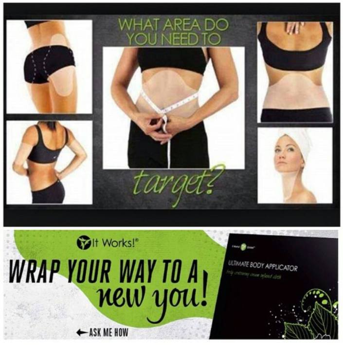 WRAP YOUR WAY TO A NEW YOU