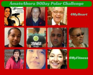 ÁmateAhora 90Day Polar Challenge