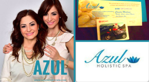 Azul Holistic Spa Claudia