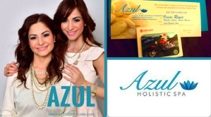 Azul Holistic Spa Oscar